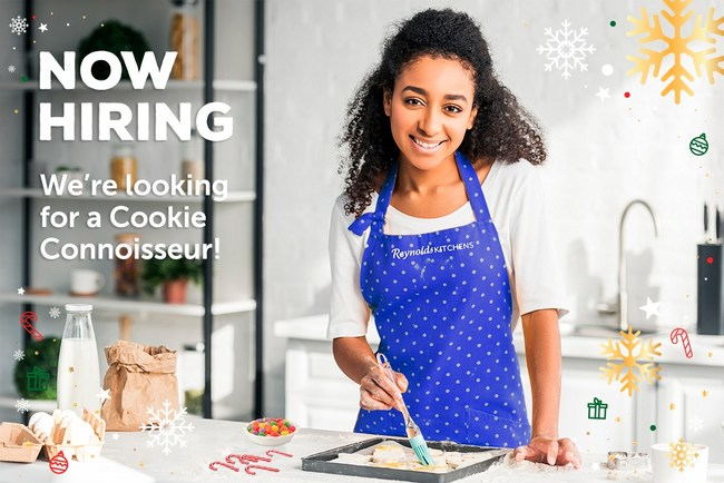 Apply now to be our Cookie Connoisseur!