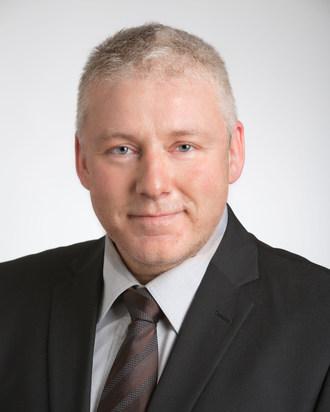 Guy Belreau,首席运营官,Arcelormittal Mining Canada G.P.(CNW小组/ ArcelorMittal开发Minière加拿大S.E.N.c.)
