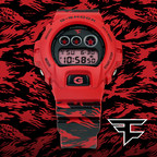 Casio Unveils Limited-edition Timepiece In Collaboration With World-renowned Esports Gaming Team FaZe Clan