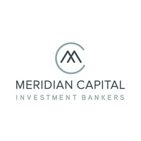 Meridian Capital LLC Logo. Meridian Capital is a trusted advisor to business owners of leading middle market companies on complex corporate finance, mergers and acquisitions and strategic challenges for over 20 years.