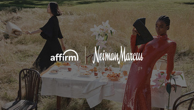 Neiman Marcus and Affirm give customers a new flexible way to pay for luxury and designer fashion. Customers can now split purchases into simple payments over time, with no hidden or late fees.