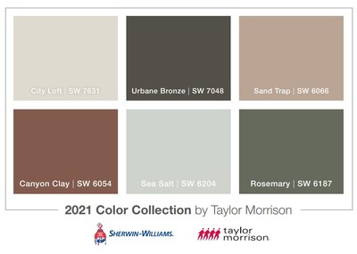 2021 Color Collection