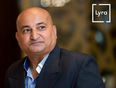Rajesh Desai - CEO Lyra Network