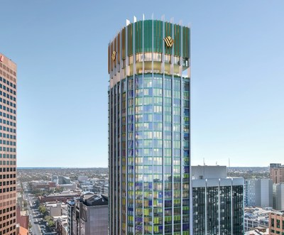 Wyndham Grand Adelaide will become one of the tallest hotels in South Australia, and the first Wyndham Grand hotel for the country, when it opens in 2024.