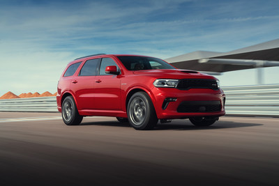 Dodge Srt Launches Black Friday Dodge Power Dollars On 2021 Durango For A Limited Time