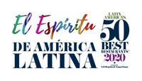 Latin America's 50 Best Restaurants logo (PRNewsfoto/Latin America's 50 Best Restaurants)