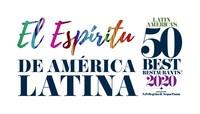 Latin America's 50 Best Restaurants logo (PRNewsfoto/Latin America's 50 Best Restaurants)
