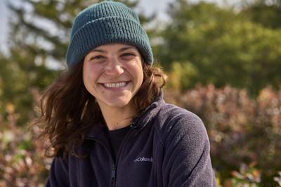 Annie Marcoux, Bleuetière Marland, Lauréate 2020 du concours Tournez-vous vers l'excellence! (Groupe CNW/La Financière agricole du Québec)
