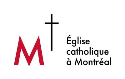 Logo de l'Église catholique de Montréal (Groupe CNW/Archidiocèse de l'Église catholique à Montréal)