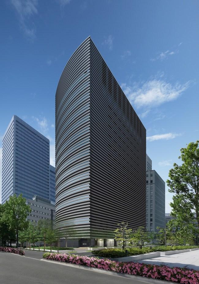 Equinix OS3 International Business Exchange (IBX) in Osaka