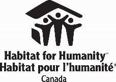 Habitat for Humanity Canada Logo (CNW Group/Canada Mortgage and Housing Corporation)