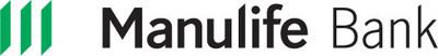 Manulife Bank Logo (CNW Group/Manulife Financial Corporation)
