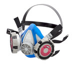 First Elastomeric Respirator Without Exhalation Valve Approved by NIOSH