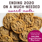 Great American Cookies® to Offer One FREE Original Chocolate Chip Cookie on National Cookie Day (Dec. 4)