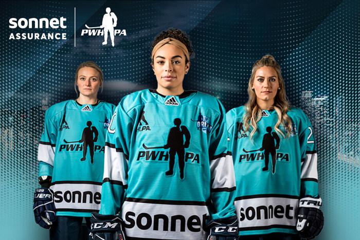 L'ensemble de l'Équipe Sonnet. (Groupe CNW/Sonnet Insurance Company)