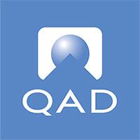 QAD Logo (PRNewsfoto/QAD India)