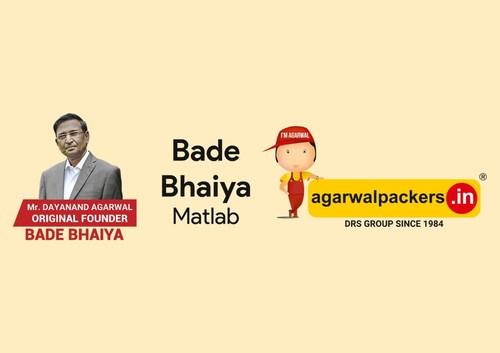 Bade Bhaiya Matlab Agarwal Packers and Movers, DRS Group, Hyderabad