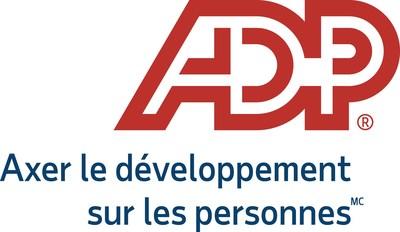 ADP blank logo (Groupe CNW/ADP Canada Co.)