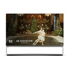 LG SIGNATURE to Sponsor First 8K Production of Highlights from American Ballet Theatre's 'The Nutcracker'