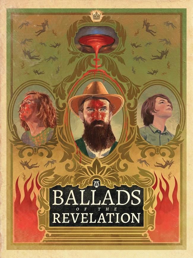Ballads of the Revelation Theatrical Poster #3 Staring Isaiah Thomas and Abraham Shishkoff