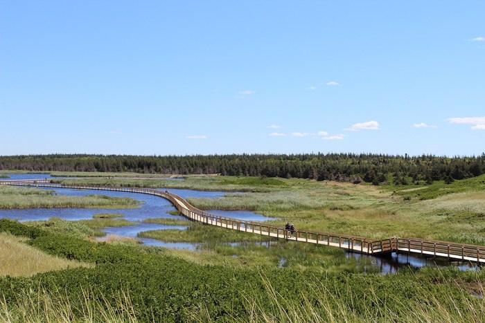 Le bassin hydrographique du sud du golfe du Saint-Laurent (Groupe CNW/Environnement et Changement climatique Canada)