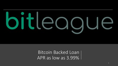 Bitcoin backed loan