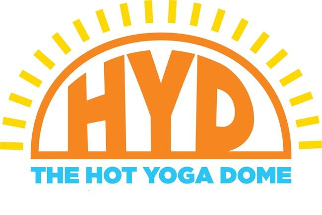 The Hot Yoga Dome Logo
