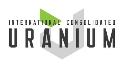 International Consolidated Uranium Inc. Logo (CNW Group/International Consolidated Uranium Inc.)
