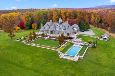 Premier Estate in Ligonier, PA Hits Market & Heads Straight to Luxury Auction®