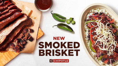 Chipotle's new smoked brisket