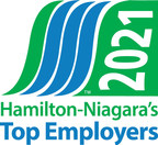 Community leadership and commitment to employees during the pandemic - Hamilton-Niagara's Top Employers for 2021 are announced