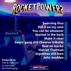RocketPower2 Out Now By Chicago Rapper Dreadrock