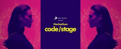 Sony Music Brazil code/stage hackathon