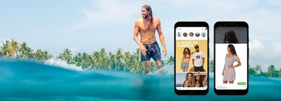 SurfStitch launches its own app to enrich customer experience through partnership with Tryzens and Poq.
