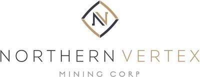 Northern Vertex Mining Corp. Logo (CNW Group/Northern Vertex Mining Corp.)