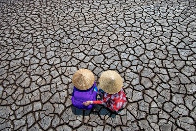 3rd Prize Winner, Drought Ladies by Chin Leong Teo, Singapore