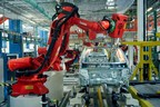 Comau Technology For The Production Of The New Fiat 500 And The...