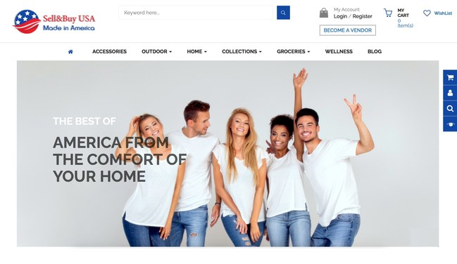 Homepage-Sell&Buy USA