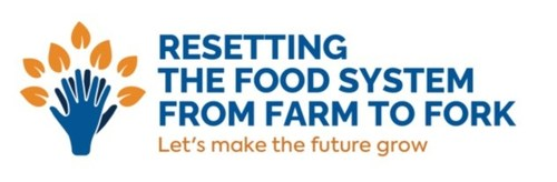 Resetting the Food System from Farm to Fork event logo
