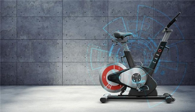 The AI Powered exercise bike