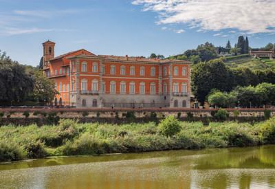 Palazzo Serristori, Florence, Italy