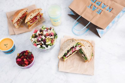 Culver City residents can enjoy Mendocino Farms for contactless curbside pick-up and delivery beginning Wednesday, Dec. 9.