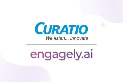 Curatio Engagely.ai Logo
