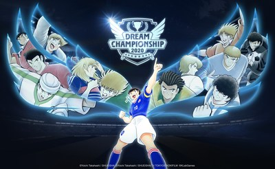 """El torneo final de """"Captain Tsubasa: Dream Team"""" Dream Championship 2020 inicia el sábado 12 de diciembre. Yoichi Takahashi, el autor original de """"Captain Tsubasa"""", se unirá como invitado de honor. Los jugadores pueden hacer sus predicciones del ganador de las finales y tendrán la oportunidad de recibir premios por sus votos."""
