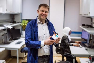 Selfdiagnostics CEO Marko Lehes.