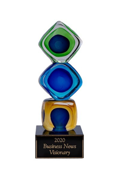 The Business News Visionary Award