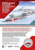 Davie est prêt à commencer le travail dès aujourd'hui et à livrer le brise-glace polaire au Canada en avance par rapport à l'échéancier existant (Groupe CNW/Chantier Davie Canada Inc.)