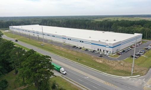(PRNewsfoto/Port Logistics Group)