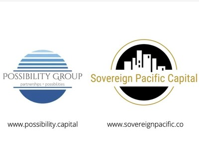 Possibility Group Ltd. and Sovereign Pacific Capital Logos