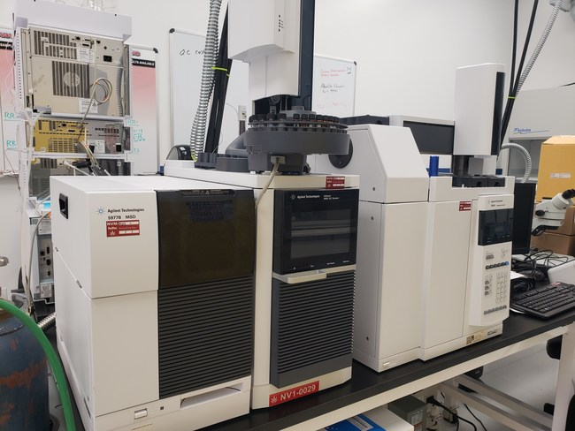 This 2017 Agilent Intuvo 9000 Gas Chromatography System is among the well-maintained items available in Tiger's Dec. 9 online auction of assets surplus to the ongoing operations of a leading CBD and cannabis manufacturer.
